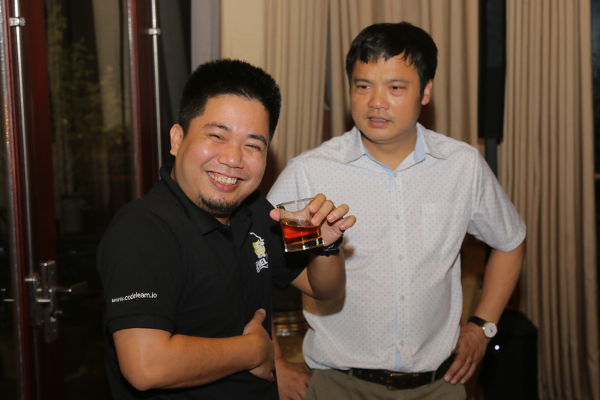 Sai 4/6 là phổ biến nhất. Anh Cao Văn Việt, Ban cải tiến năng suất FPT Software, và chị Trần Thanh Loan, FPT Online, lần lượt trở thành K-trưởng của K2 và K1.