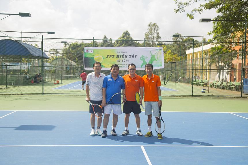 Sau lần đầu tiên được tổ chức vào năm 2018 với sự lên ngôi của cặp đôi VĐV Hứa Quốc Thái (Giám đốc Công ty Mỹ Duyên) - Nguyễn Văn Dũng (Giám đốc Công ty Nguyễn Tuyết Nga) đến từ đơn vị khách mời tỉnh Sóc Trăng, giải tennis FPT miền Tây mở rộng đã quay trở lại chào đón sinh nhật lần thứ 31 của người nhà F.