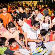 Hơn 400 FPT Small miền Trung vui trung thu