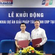 FPT IS 'xây' ERP cho Ngân hàng Liên doanh Việt – Nga