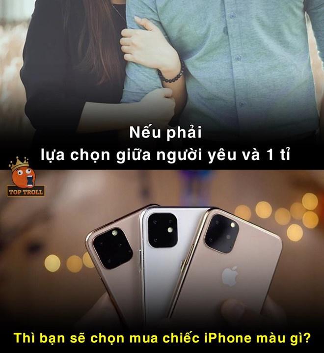 Thiết kế của iPhone 11 lại bị nhiều người chê bai.