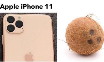 Dân mạng chế ảnh ra mắt iPhone 11