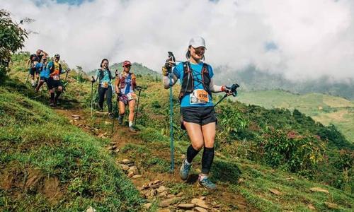 Từ chạy giảm cân đến chinh phục 70km leo núi
