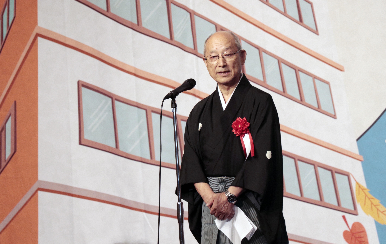"""""""Với tầm nhìn mang đến giá trị về đào tạo tiếng Nhật, hiểu biết IT cũng như các quy tắc ứng xử tại Nhật, nhà trường sẽ đồng lòng để cung cấp dịch vụ đào tạo tốt nhất tại Nhật Bản"""", thầyKuroda cho hay."""