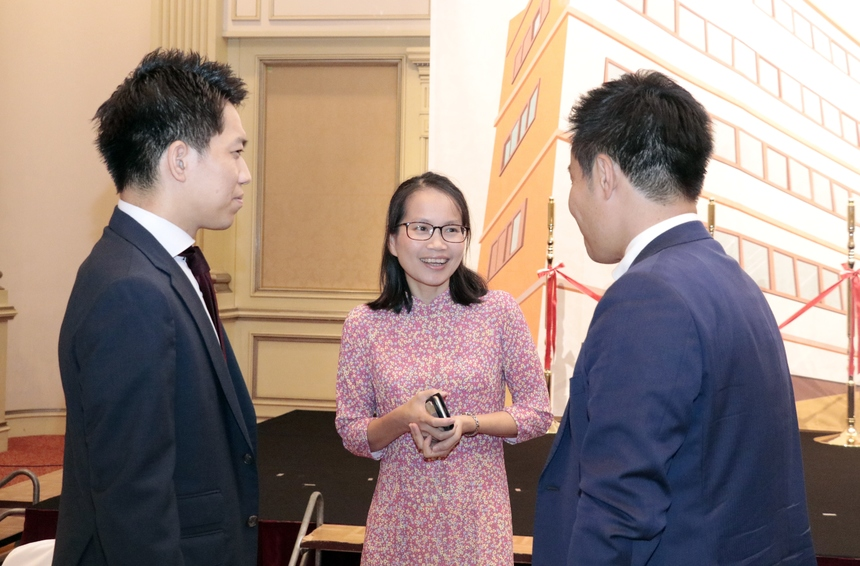 Từ tháng 3/2019, lứa học viên đầu tiên từ FPT Software đã hoàn thành chương trình học tiếng Nhật tập trung trong 3 tháng. Các bạn không những có cơ hội thực hành ngôn ngữ, mà còn được rèn về ý thức và tác phong làm việc chuyên nghiệp của người Nhật, được chia sẻ kinh nghiệm làm dự án.