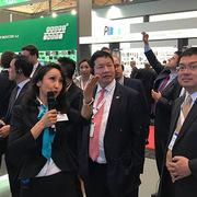 Chủ tịch FPT gặp các tập đoàn hàng đầu thế giới