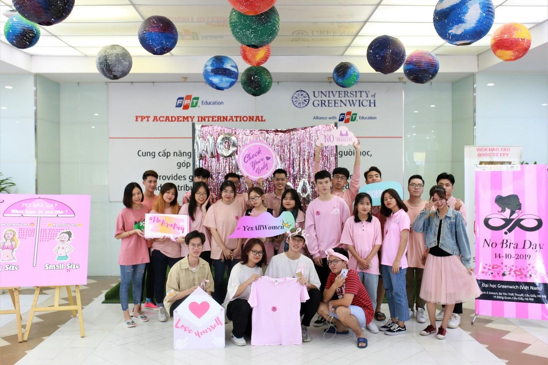 Sự kiện diễn ra thành công và đã nhận được sự hưởng ứng nhiệt tình của sinh viên. Qua đó Đại học Greenwich (Việt Nam) hy vọng những người tham gia phần nào đã được nâng cao và có ý thức hơn về căn bệnh, từ đó lan tỏa thông điệp bảo vệ, chăm sóc bản thân, mọi phụ nữ đều xứng đáng được trân trọng, yêu thương.