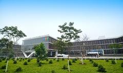 F-Ville - campus xanh giảm ô nhiễm môi trường
