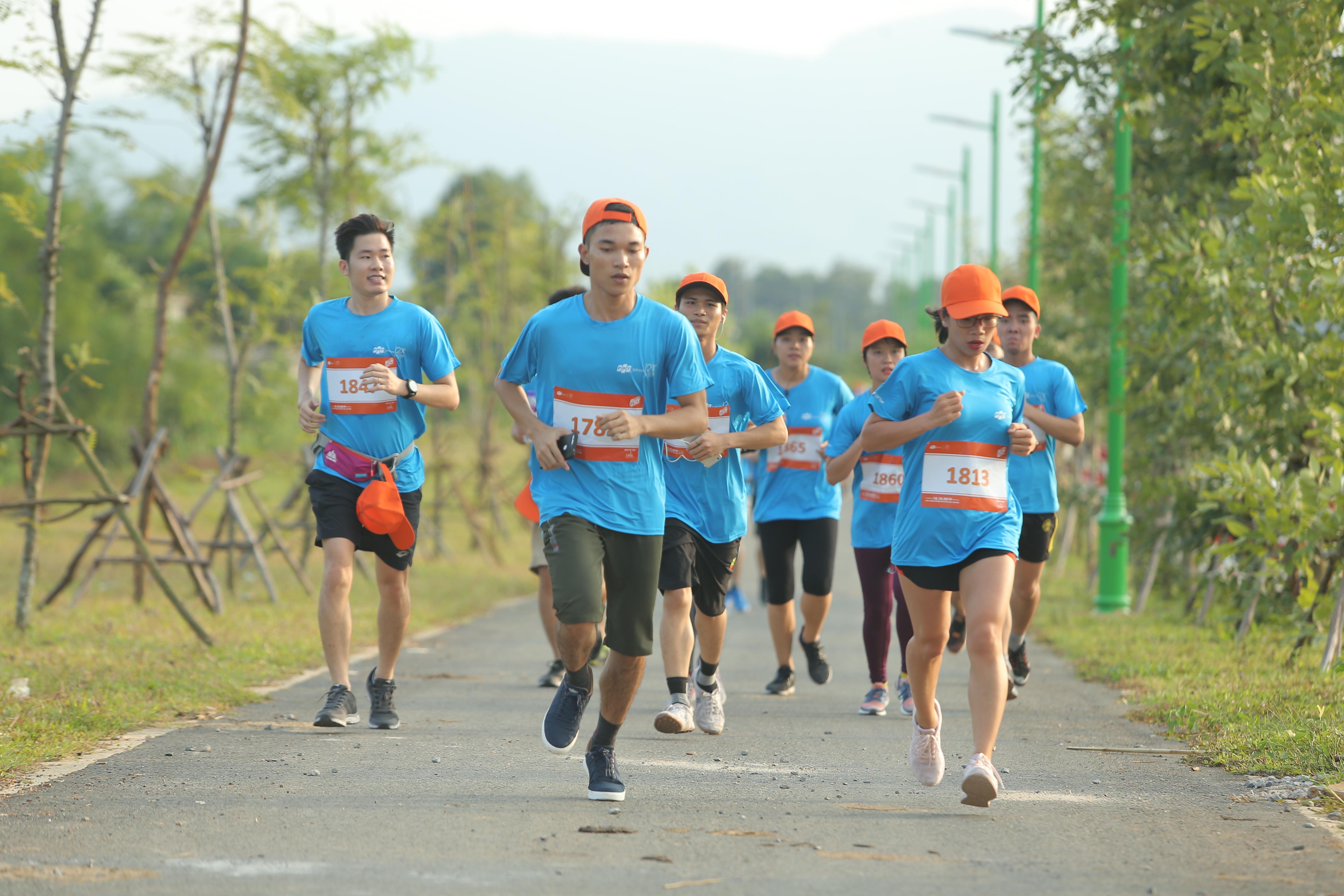 Thông qua hoạt động chạy tại Marathon Run For Green mở rộng lần này, người FPT có thể kết nối đến cộng đồng CNTT, đặc biệt tạo sân chơi giao lưu và gắn kết giữa các đơn vị. Đồng thời có thể rèn luyện sức khỏe và nâng cao tinh thần thể thao, tinh thần chạy vì một Hà Nội trong lành.