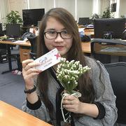 Chị em FPT Online nhận quà bí mật ngày 20/10