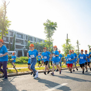 Giải Run For Green vắng nhiều chân chạy FPT