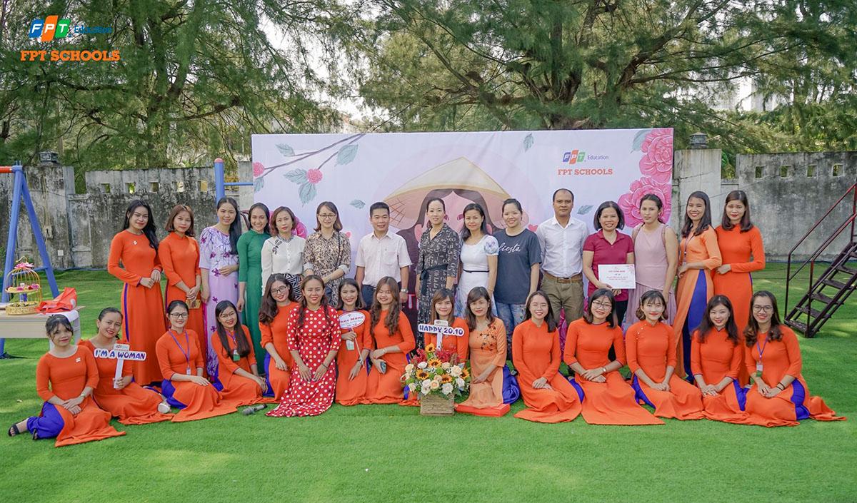 Lần đầu tiên có mặt tại Đà Nẵng nên chương trình tôn vinh phái đẹp của đơn vị mang đến sự mới mẻ và trẻ trung.