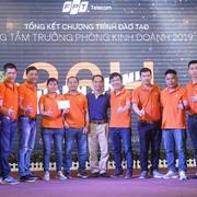 Trưởng phòng kinh doanh FPT Telecom học kỹ năng lập mối quan hệ