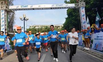 Phần lớn giải Run For Green mở rộng thuộc về runner bên ngoài
