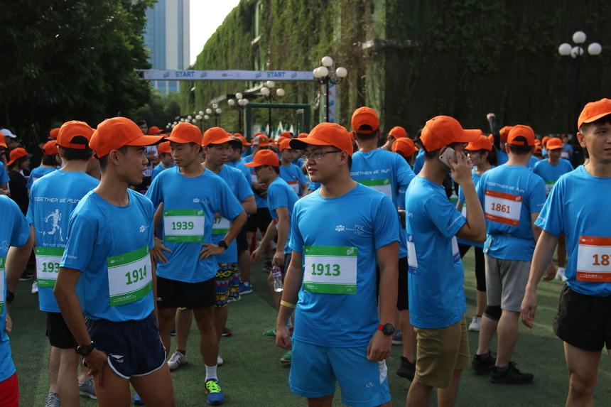 Giải gồm 3 cự ly: 5 km, 10 km và 20 km. Trong đó, 70% VĐV đăng ký chạy 5 km. Các cự ly được phân biệt bằng màu số BIB. Màu xanh lá cây, da cam, xanh da trời tương ứng 20, 10 và 5 km.