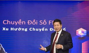 Chủ tịch Trương Gia Bình điều phối Smart City Summit 2019