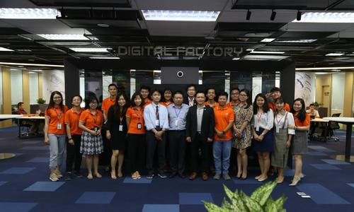 FPT Software khai giảng chương trình kỹ sư cầu nối Hàn Quốc khóa 1