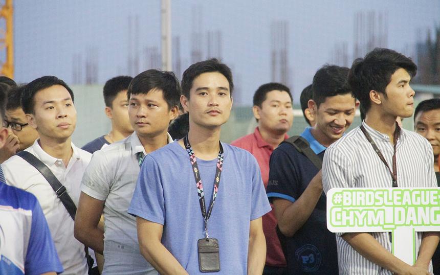 Lễ khai mạc giải bóng đá Birds League 2019 do FPT Software Đà Nẵng tổ chức diễn ra tại sân Complex, quận Ngũ Hành Sơn. Hoạt động nhận được sự quan tâm của hàng trăm người hâm mộ, lãnh đạo và cầu thủ 32 đội bóng tham gia tranh tài.