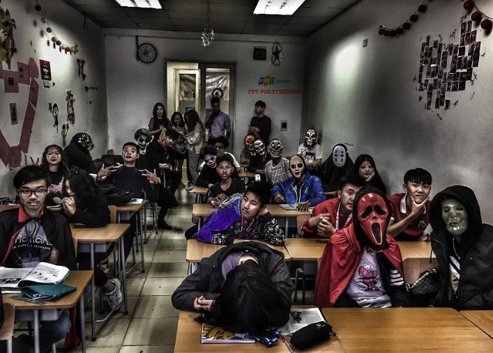 """Liệu có thầy cô nào đủ can đảm dạy đám học trò siêu """"creepy"""" này?"""