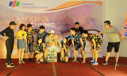 Synnex FPT miền Trung sáng tạo đột đỉnh trong đêm STCo