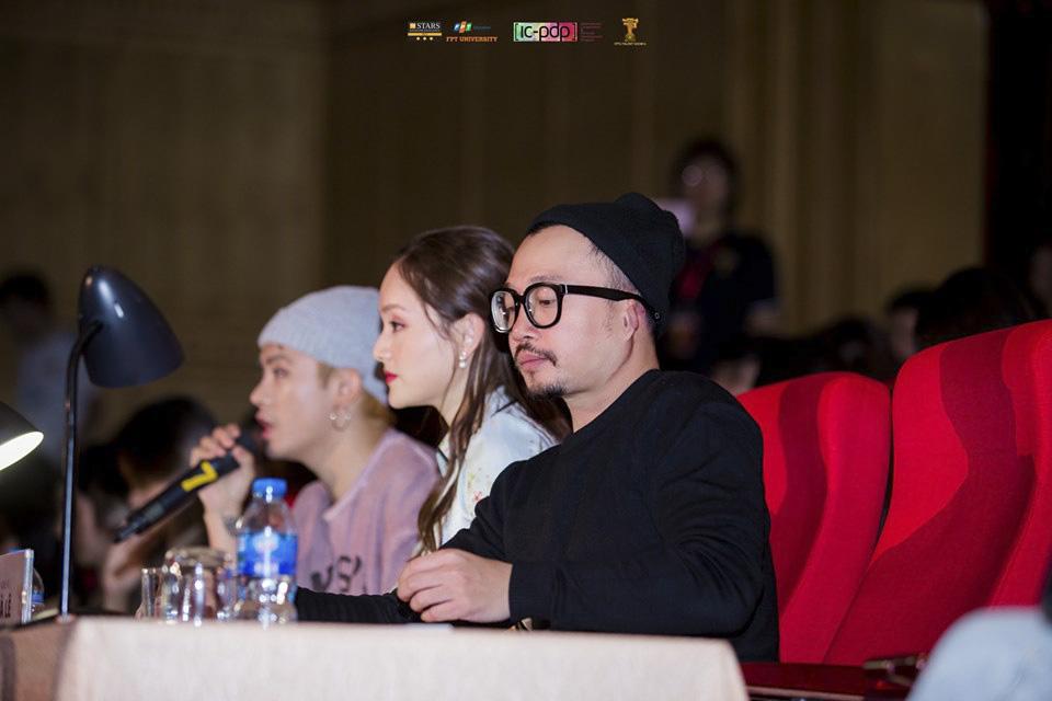 3 vị giám khảo khách mời ngồi ghế nóng FTS6 là diễn viên Lan Phương, nghệ sĩ Hà Lê, vũ công Đức Việt.