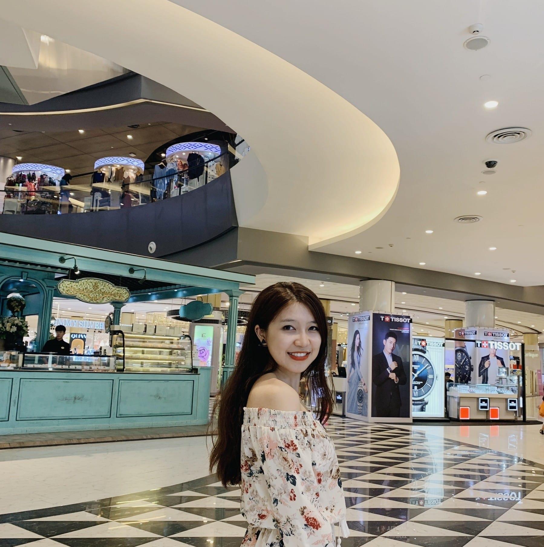 Cô nàng Đỗ Phương Chi sinh năm 1995, hiện làm tại FHN.FHS, đơn vị chuyên trách giải pháp sức khỏe.