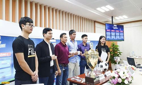 Giải bóng đá FTEL Hà Nội Open trở lại với 16 đội thi đấu