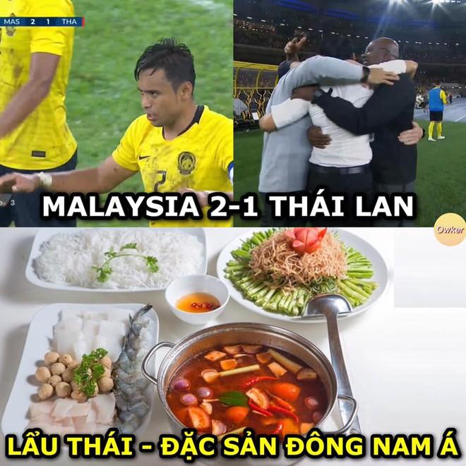 Ở một diễn biến khác, Malaysia thắng Thái Lan 2-1.