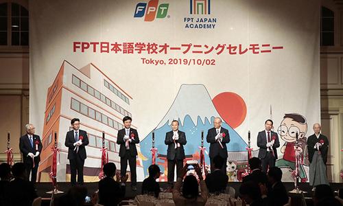 FPT là công ty IT nước ngoài có quy mô nhân sự lớn nhất Nhật Bản