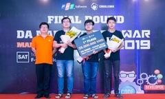 13 đội tranh tài Code War 2019 khu vực Đà Nẵng