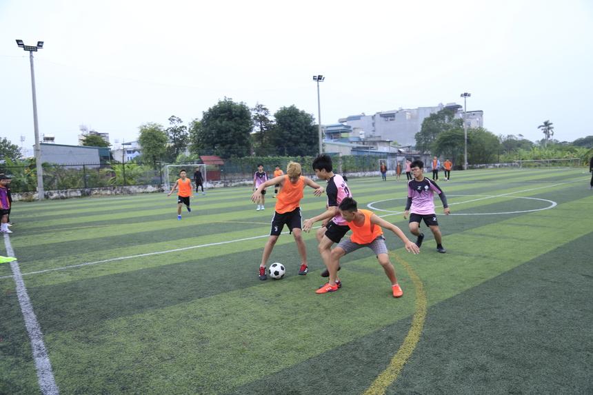 Sau lễ khai mạc, hai đội PC1509 và PC1510 đã tranh tài để tìm ra nhà vô địch 9plus cup. Sau trận chung kết đầy hấp dẫn, chiếc cúp vô địch của giải bóng đá 9plus cup đã thuộc về đội bóng PC1509.