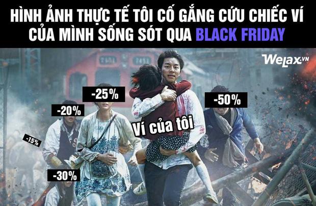 Black Friday là ngày hội mua sắm lớn nhất ở Mỹ và lan rộng ra khắp các nước khác trên thế giới.
