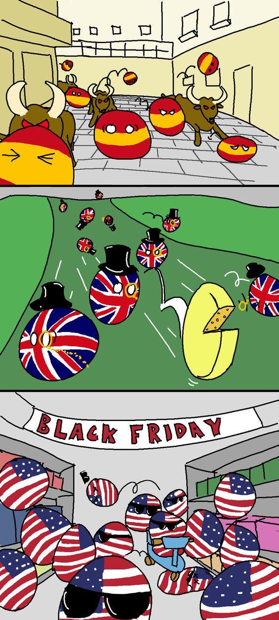 Black Friday đã được xem là một nét văn hóa của người Mỹ, và đang dần lan ra khắp toàn thế giới.