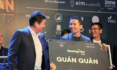 Chủ tịch FPT trao giải cho quán quân Start-up Việt 2019