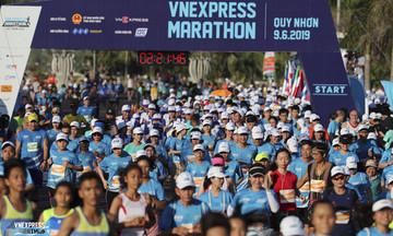 VnExpress Marathon 2020 ưu đãi 30% cho người F