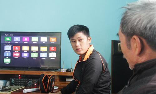 Salesman Quảng Nam 'săn' hợp đồng cuối năm