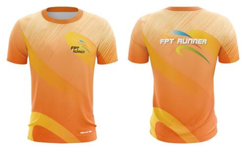 500 áo Runners cho người F tại VnExpress Marathon Hanoi Midnight