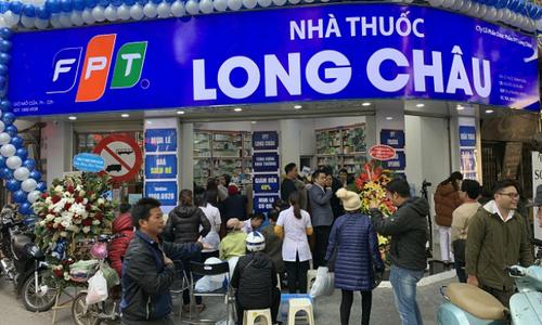 Nhà thuốc Long Châu chính thức 'đổ bộ' Hà Nội