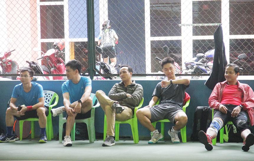 8h sáng nay (14/12), giải Cầu lông và Tennis dành cho người FPT miền Trung đã chính thức khởi tranh trên sân vận động Thành Đội, số 4 đường Lê Duẫn, TP Đà Nẵng.