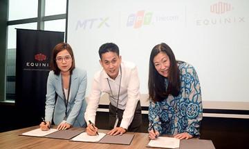 FTI hợp tác Equinix mang dịch vụ cho doanh nghiệp Việt tại nước ngoài