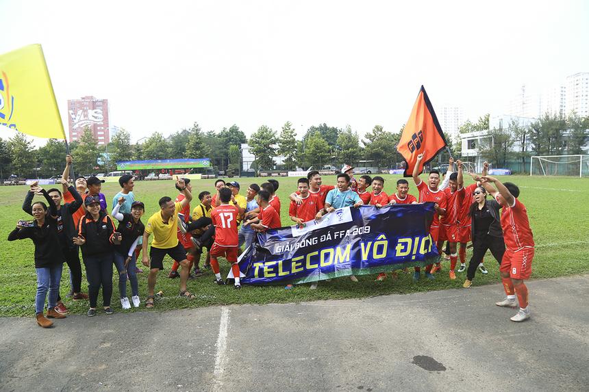 Trận đấu kết thúc với thắng lợi tối thiểu thuộc về đương kim vô địch FPT Telecom. Đội bóng Viễn thông đã có lần thứ 3 liên tiếp và là lần thứ 11 trong lịch sử đăng quang ngôi vô địch FFA Cup.