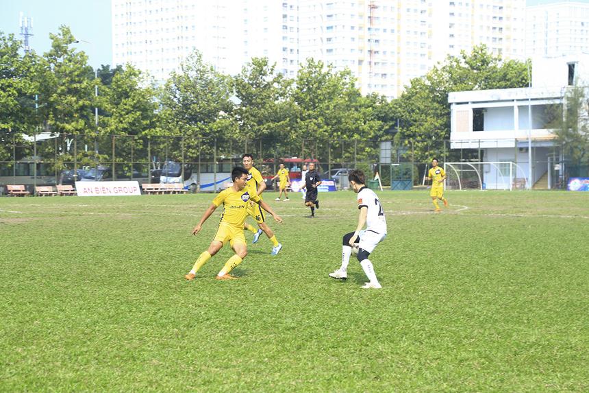 Dù thi đấu rất cố gắng nhưng hai đội đều không thể ghi thêm bàn thắng và khép lại trận giao hữu với tỷ số hòa 1-1.