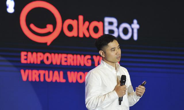 Sản phẩm akaBot là một RPA platform (Robotic Process Automation - Tự động hóa quá trình robot), giúp tự động hóa quy trình nghiệp vụ mà không tác động đến hệ thống IT hay đổi các tác nghiệp của doanh nghiệp. akaBot do anh Bùi Đình Giáp và cộng sự phát triển. Sản phẩm gồm ba thành phần, trong đó akaBot Studio dành cho người không biết lập trình có thể tự thiết kế hệ thống bằng cách kéo thả. akaBot Center dành cho operator có chức năng tạo lập hệ thống vận hành, điều phối và akabot Agent tự động thực thi các quy trình nghiệp vụ đã được thiết kế, có thể chạy được cả trên máy ảo, máy local PC. Hiện akaBot có khả năng thay thế mọi công việc khối back office. Sản phẩm hoạt động từ tháng 7/2018 tại các bộ phận hỗ trợ của FPT Software. Ngoài ra, akaBot được sử dụng tại một số công ty của Việt Nam, Nhật Bản, Hàn Quốc, Đài Loan, châu Âu. Mới đây, akaBot đã ký được hợp đồng license lớn nhất FPT đến thời điểm này.
