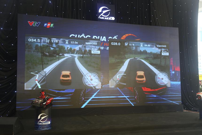 Trong 8 đội thi tham dự vòng 2 chỉ có team 343 là đội duy nhất có xe vượt qua được toàn bộ 5 checkpoint do BTC sắp xếp trên quãng đường giả định.