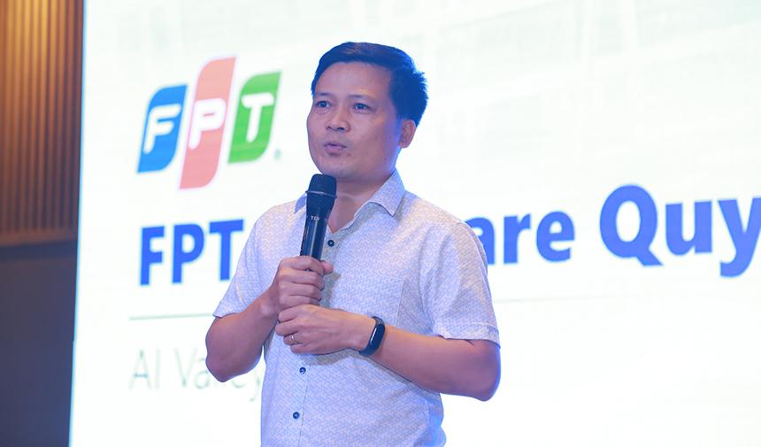 Anh Vũ Văn Đông, GĐ FPT Software Quy Nhơn, quyết tâm đặt mục tiêu xây dựng đội ngũ lên 2.000 người vào năm 2023, nhưng trước tiên phải đạt được 500 người trong năm 2020. Anh cũng mong muốn Quy Nhơn có nhiều nhà khoa học về AI cũng như các bài viết khoa học, trình bày trong những hội thảo AI.
