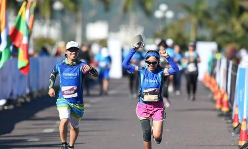 Cơ hội nhận đồng hồ Garmin cho runner VnExpress Marathon