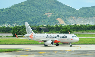 Jetstar là đối tác chiến lược tại VnExpress Marathon Huế 2020
