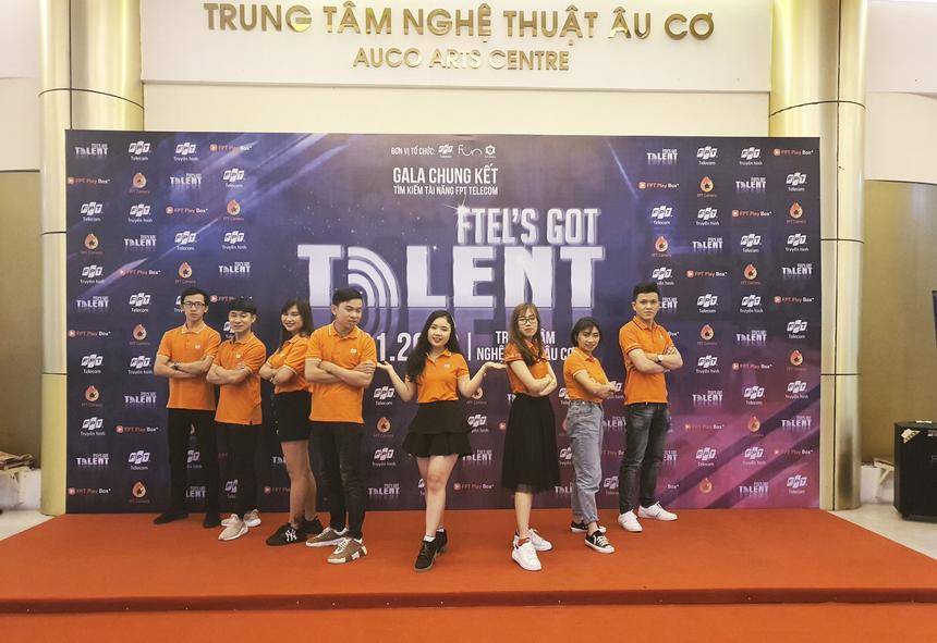 Sau hơn 2 tháng chuẩn bị và tổ chức, FTEL's Got Talent đã đi đến hồi kết với sự góp mặt của 15 thí sinh cùng 8 tiết mục xuất sắc, đa dạng tài năng: hát, múa, rap, chầu văn… Đêm chung kết diễn ra tối ngày 13/1 tại nhà hát Âu Cơ, Hà Nội.