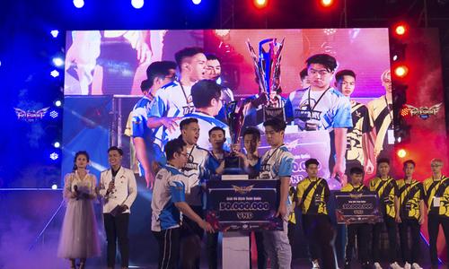 TaKademy vô địch FPT eSport Champisonship