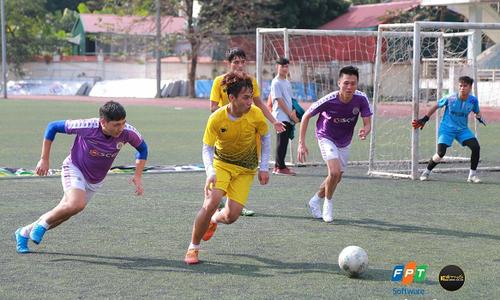 FHN.FHS bảo vệ thành công chức Vô địch FSOFT Thu Đông 2019